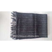 Top grade wool fabric scarves