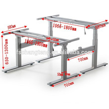 Automatic intelligent standing office table frame&height adjustable working table frame