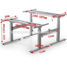 Автоматическое интеллектуальное стоя офисный стол рамка и регулируемая высота рабочего стола рамка