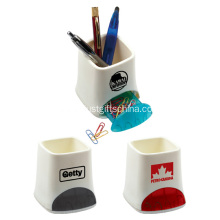 Promotional Logo Printed Pen Holder W/ a Drawer