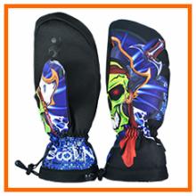 Ski Leather Winter Glove in Snowboard (32132)