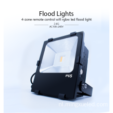 90W Buiten Waterdicht RGBW LED Flood Light