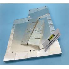 Serviço de processamento de fresamento CNC Peças de liga de alumínio