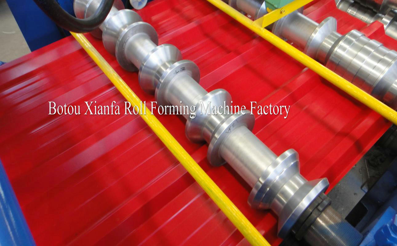 metal roll forming machines