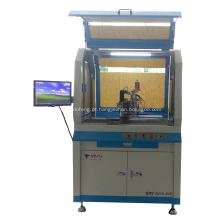 Máquina de incorporação de antena automática completa de duas cabeças