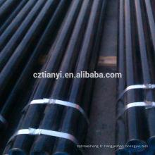 Chine fabricant en gros tube en acier pré-galvanisé