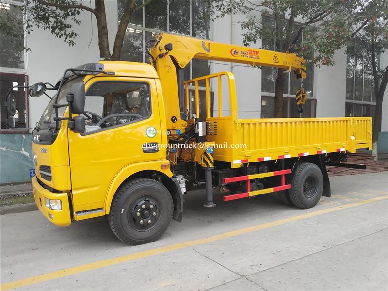 Crane Truck 3