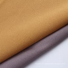 Tissu crêpe mousse 100 polyester georgette