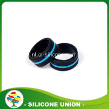 Hot-sale Goedkope One Layer Lijm Silicon Ring