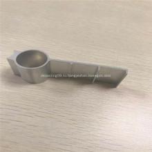 Обработка с ЧПУ Запасная часть алюминия для теплообмена
