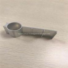CNC-обработка Алюминиевая запасная часть для теплообмена