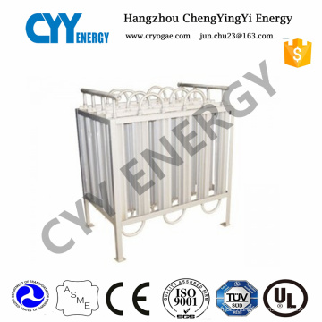 High Quality High Efficiency Cryogenic LNG Air Ambient Vaporizer
