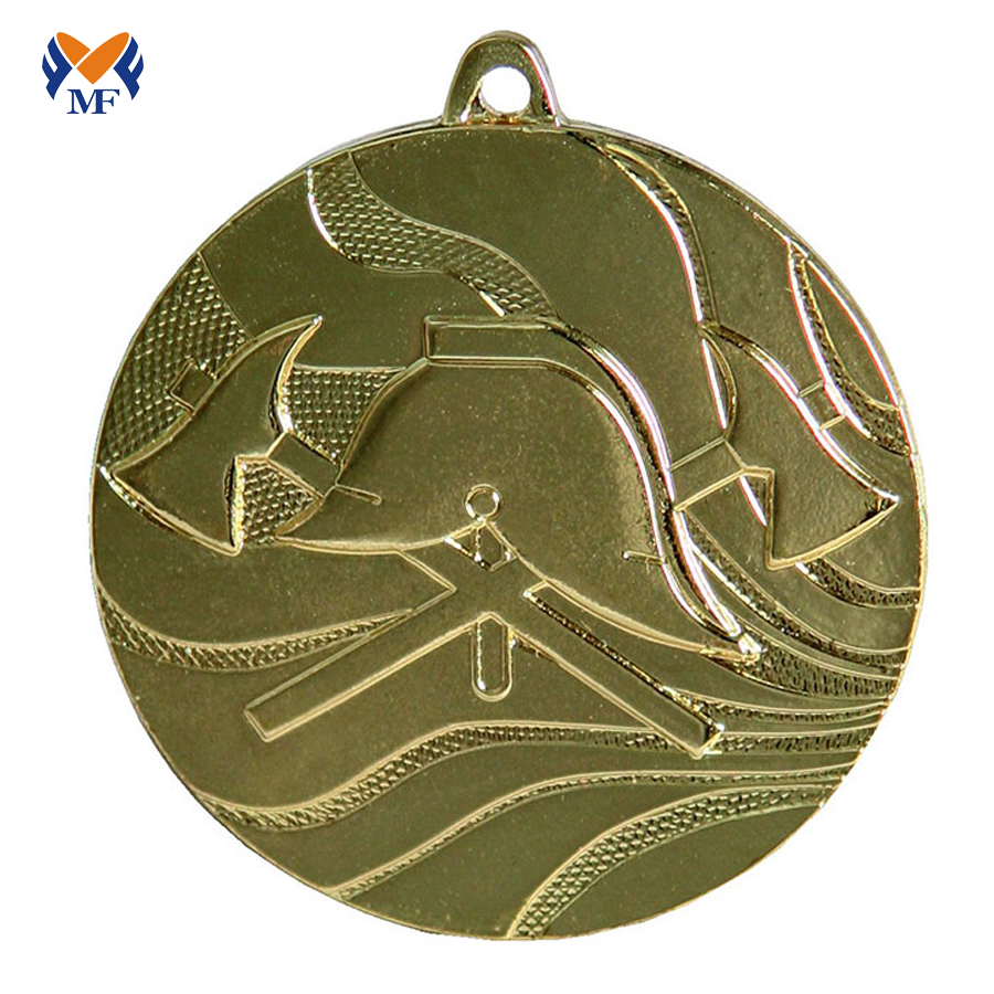 Alloy Medal Material