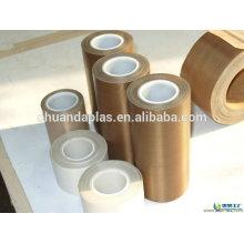 Super high stick heat insulation PTFE teflon tapes