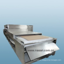 Nasan Microwave Cylinder Paper Dryer