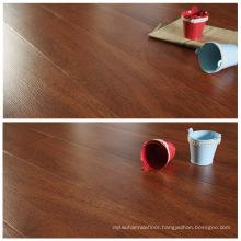 12mm Embossed Waxed Water Proof HDF German Technology Uniclic Laminate Flooring (1024)