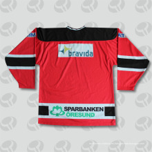 Camiseta de hockey sobre hielo cómoda