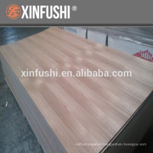 Natural teak plywood for Middle East