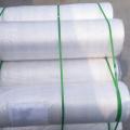White Soft plastic woven packing Net