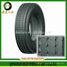 Chine abaisser le camion radial de prix résistant / bus pneu / pneu 12.00R24
