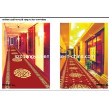 Maschine gemacht Wilton Hotel Carpet Roll
