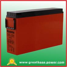 180ah 12V Terminal avant Batterie / Accumulateurs Télécom Batterie