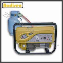 Portable Heimgebrauch LPG Gas Generator (Set)