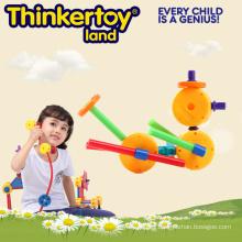 El nuevo diseño DIY educativo monta el juguete con CE