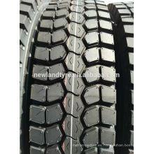 China jinyu tire 12r22.5 camión neumático con precio