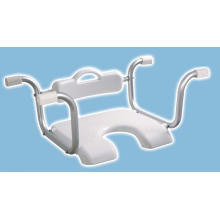 Bath seat with PE and Aluminium