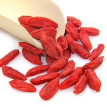 Conventional wolfberry/goji berry fruit with low sugar
