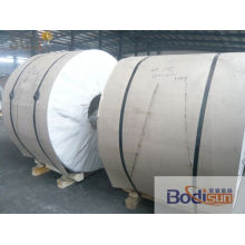 Material DC de bobina de aluminio (serie 1000)