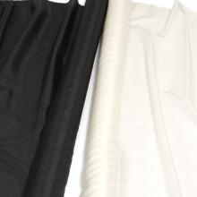50% Cupro + 50% Tissu Rayon Twill Weave Cupro