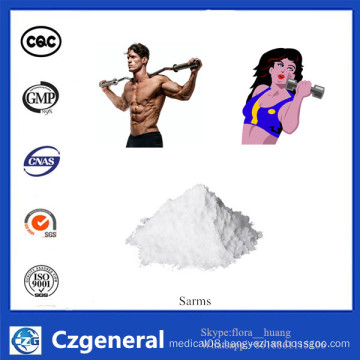 Raw Materials GMP Grade Bulk Powders Sarms Ostarine/Mk-2866/Enobosarm