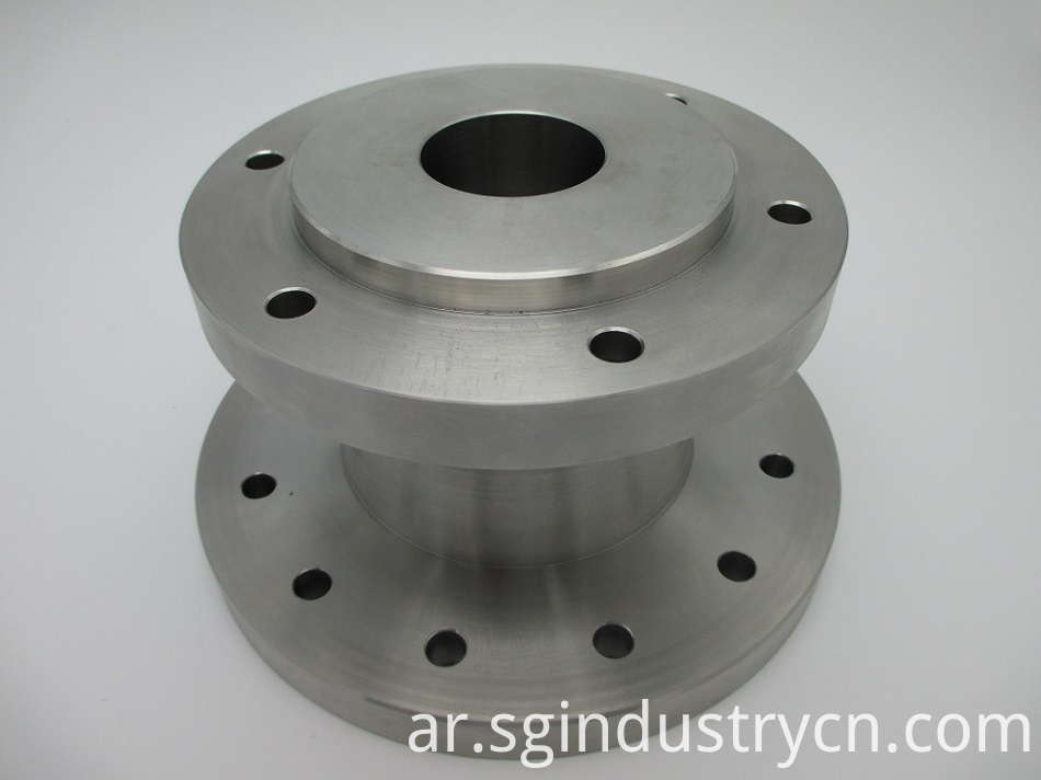 Stainless Steel Lathe Parts Service