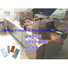 High Quality Fully Auto 3 Side Sealing Wet Wipes Making Machinery