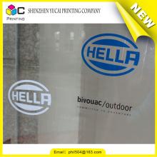 Fournisseur de Chine de confiance décoration papier autocollant personnalisé pvc