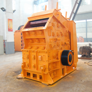 Second Hand Limestone Impact Stone Crusher