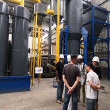 Gazéification de bois pour la vente en gros d'usine de générateur
