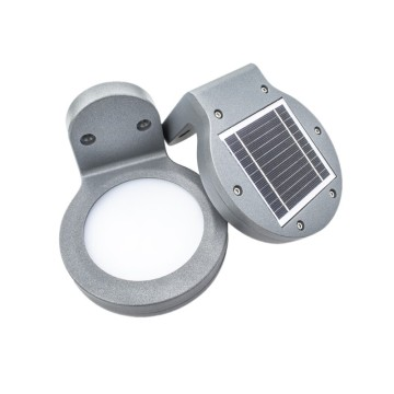 IP66 2W LED Aplique solar