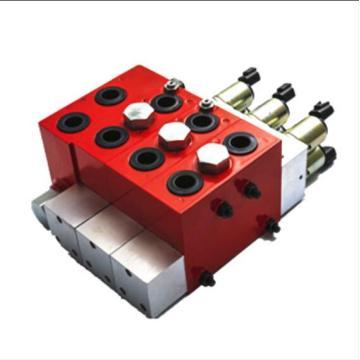 Válvula de controle proporcional eletro-hidráulica