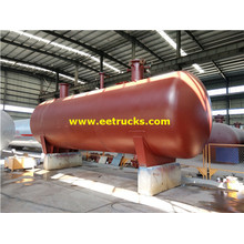 25T ASME 50cbm LPG Mounded Tanks