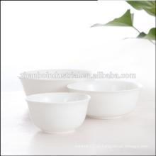 Tazón blanco nuevo de hueso de China