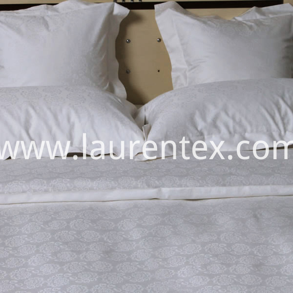 Cotton 300TC Jacquard duvet covers