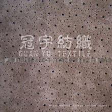Textiles para el hogar Tela de sofá de microgamuza de poliéster