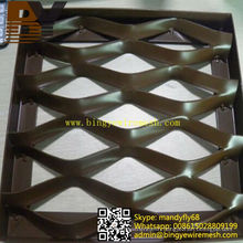 Expanded Sheet Aluminum Diamond Mesh