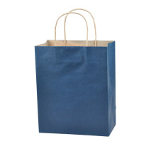Benutzerdefinierte Geschenktüte Druck Kraftpapier Tasche Einkaufstasche