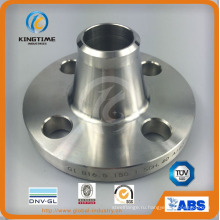 Кованый дуплексной стальной фланец Wn фланец фланец ASME B16.5 (KT0053)