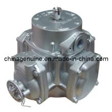 Zcheng Medidor de fluxo de alta qualidade Bennett com colector Zcm-50