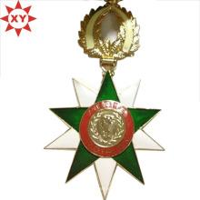 Excellentes médailles époxy étoiles